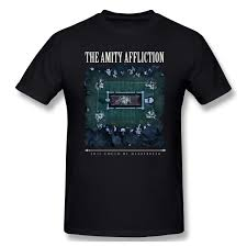 Affliction T Shirt Size Chart Mrs Js Tee The Amity Affliction This Could Be Heartbreak T