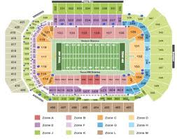 Kyle Field Tickets And Kyle Field Seating Chart Buy Kyle