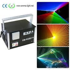 sd card 24ch dmx ilda 5 watt rgb 5000mw laser animation projector stage lighting pro dj show party diy light laser show laser light show from michael12341