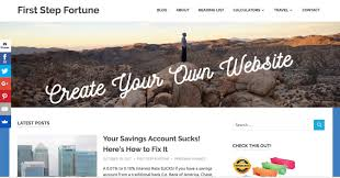 Create Your Own Blog How To Create Your Own Website Blog Online Store First