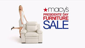 Macy s Presidents Day Furniture Sale TV mercial Furniture for