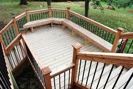 deck plans lowes deckorators design and build packages build a deck kit b7