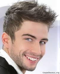 Coiffure Jeune Homme Cheveux Court