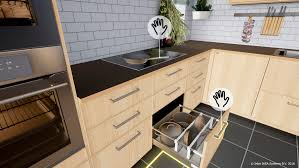 Cabinet Design App Ikea Brings Kitchen Design To Virtual Reality Vrscout