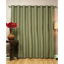 extra wide blackout curtains childrens eyelet ibooinfo aurora home fire ant 96 inch curtain panel thermal