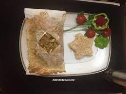 KAĞIT KEBABI – Bir Mutfak Hali