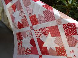 Snippets of a Quilter: Red and White Quilt & Red and White Quilt Adamdwight.com