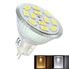 2w led mr11 light bulb 10 30v gu4 g4 bi pin base led