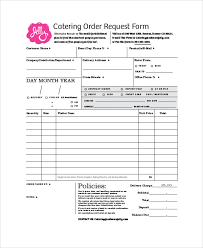 request for order form catering order form template newest photos but request dreamswebsite