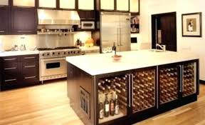 built in wine fridge. Kitchen Island Built Wine Cooler Snaphaven With Regard To Popular House In Plan Fridge C