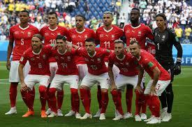 Nazionale di calcio della Svizzera
