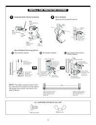 chamberlain wd832kev home depot 1 2 hp whisper belt drive garage door opener myq