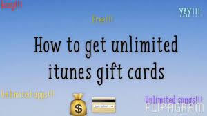 5 ways how to get unlimited itunes giftcard codes no surveys no ing