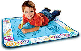 A wide variety of aqua doodle options are available to you, such as material, plastic type, and type. Amazon Com Aquadoodle T Draw N Doodle Metallic Mat Nen Toys Games