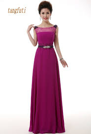 long prom dresses sheer neck beading a line elegant women special occasion gowns jpg