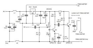 frequency meter buffer larger view g0cwa rf signal generator amplifier schematic