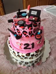 cosmetics birthday cake birthday cake for baby makeup cake ideas how to make a makeup