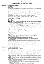 Retail Manager Resume Examples Retail Manager Resume Samples Velvet Jobs 99