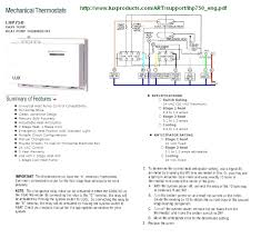 trane thermostat wiring diagram existing simple xe1000 floralfrocks where does the w2 wire go at Trane Thermostat Wiring Diagram
