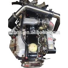 Td42t Turbocharger Used Diesel Engine With Manual Transmission - Buy ...