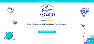 <b>Summer</b> Of Innovation - Fostering Creativity and Entrepreneurship