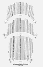 Zellerbach Hall Seating Chart Berkeley Ca