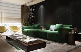 trends trends The interior trends you'll be loving in 2017 dark green 1