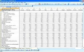 Dave Ramsey Budget Spreadsheet Excel Lovely Dave Ramsey Budget