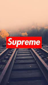Supreme iPhone Wallpapers - Top Free ...