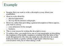 example of a descriptive essay describing a person world out example of a descriptive essay describing a person