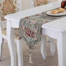 table runners coffee table cloth
