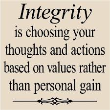 Quotes About Integrity Custom GREEDY CORRUPT POLITICIANS WHO VOTED FOR A GOVT SHUTDOWNLOST ALL