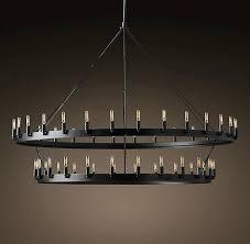 restoration hardware light install chandelier instructions
