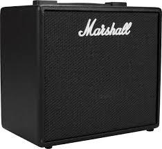 Моделирующий <b>гитарный комбо MARSHALL CODE25</b> - купить в ...