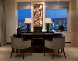 luxury office interior design. interesting design luxury modern presidential suite office interior design of the stregis san  francisco hotel for