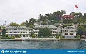 Kandilli stock image. Image of district, home, bosphorus - 172471417