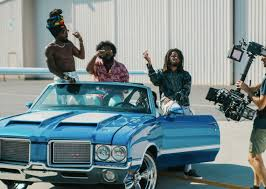 J Cole J I D Bas Young Nudy And Earthgang Link In