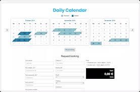 Daily Picture Calendar Calendarapp The Daily Booking Schedule Calendarapp