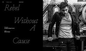 rebel out a cause essay james dean triumph trophy and leather jacket from film