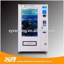 Cardboard Vending Machine Beauteous China Transparent Touch Screen Vending Machine For TShirt
