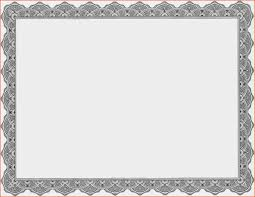 doc certificate border templates for word 1104854 certificate border templates for word appreciation border templates word