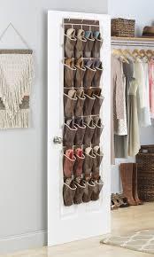 whitmor over the door shoe organizer java