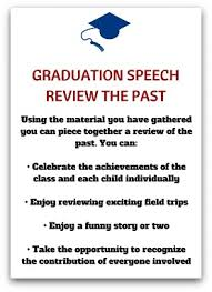 Valedictorian Speech Funny Examples. How To Make A Middle School ...