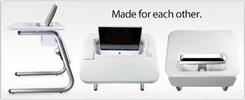 imac furniture. MacTable With IMac Ways To Store Keyboard \u0026 Mouse Imac Furniture