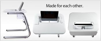 mactable with imac with ways to keyboard mouse