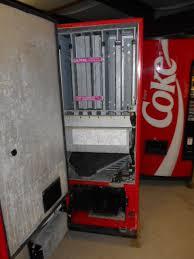 Dixie Narco Pepsi Vending Machine New Dixie Narco 48CC