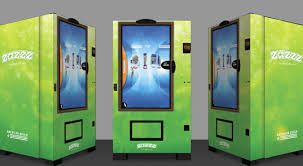 Dispensary Vending Machine Stunning Pot Vending Machines Debut In Seattle High Times