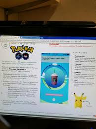 leaks point to gen ii pokémon starbucks partnership for pokémon go