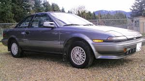 EXCLUSIVE: 1990 Toyota Corolla SR5 Coupe For $1,500!