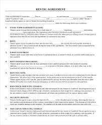 free lease agreement forms to print free lease rental agreement forms ez landlord forms printable